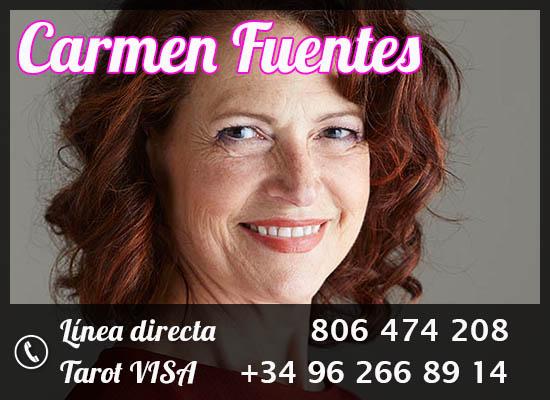 Vidente de calidad por teléfono Carmen