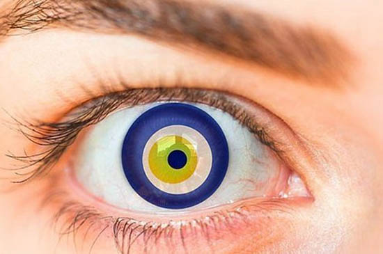 mal de ojo- ojo turco amuleto