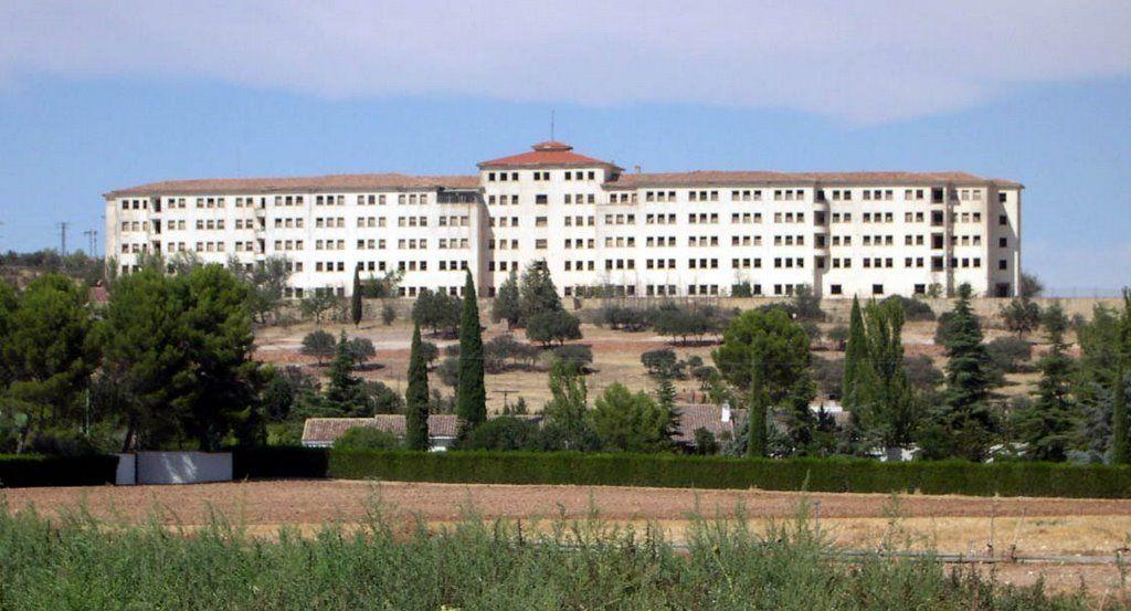 misterios y leyendas del Sanatorio de la Atalaya