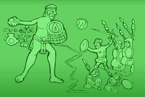 Leyenda de los Quinametzin: gigantes de México y Mesoamérica